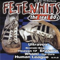 Cover  - Fetenhits - The Real 80's
