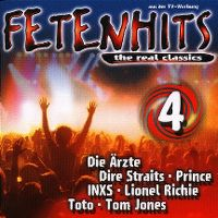 Cover  - Fetenhits - The Real Classics 4