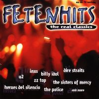 Cover  - Fetenhits - The Real Classics