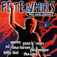 Cover  - Fetenhits - The Real Classics The 2nd
