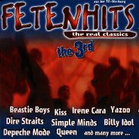 Cover  - Fetenhits - The Real Classics The 3rd