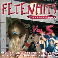 Cover  - Fetenhits - The Real Classics Vol. 5