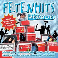 Cover  - Fetenhits - The Real Megamixes