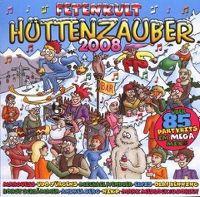 Cover  - Fetenkult - Hüttenzauber 2008