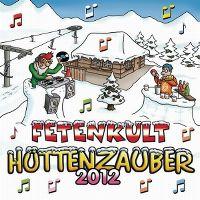Cover  - Fetenkult - Hüttenzauber 2012