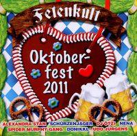 Cover  - Fetenkult - Oktoberfest 2011