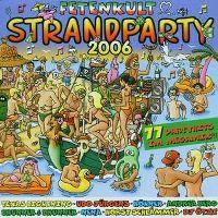 Cover  - Fetenkult - Strandparty 2006