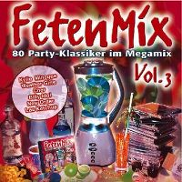 Cover  - FetenMix Vol. 3