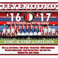 Cover  - Feyenoord '16-'17 - Hand in hand kameraden