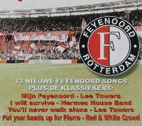Cover  - Feyenoord 2002 - De enige echte officiele Feyenoord CD