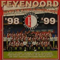 Cover  - Feyenoord '98-'99 - Hand in hand kameraden