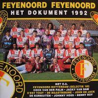 Cover  - Feyenoord Feyenoord - Het document 1992