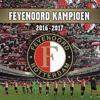 Cover  - Feyenoord Kampioen 2016-2017