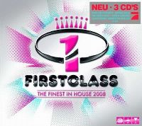 Cover  - Firstclass - The Finest In House 2008