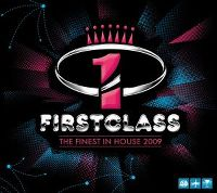 Cover  - Firstclass - The Finest In House 2009