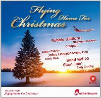 Cover  - Flying Home For Christmas