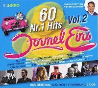 Cover  - Formel Eins - 60 Nr. 1 Hits Vol. 2
