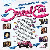 Cover  - Formel Eins - Brandaktuell '86