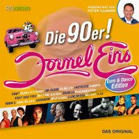 Cover  - Formel Eins - Die 90er! Euro & Dance Edition
