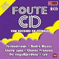 Cover  - Foute CD van Deckers en Ornelis Vol. 5