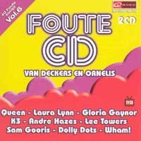 Cover  - Foute CD van Deckers en Ornelis Vol. 6