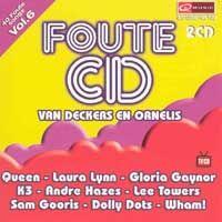 Cover  - Foute CD van Deckers en Ornelis Vol. 6