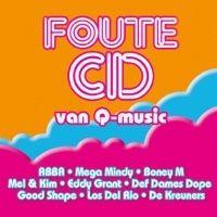 Cover  - Foute CD van Q-music vol. 8