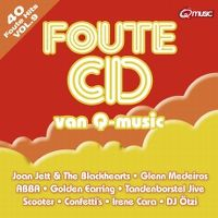 Cover  - Foute CD van Q-music vol. 9