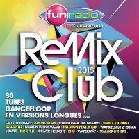 Cover  - Fun Remix Club 2015