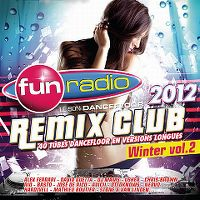 Cover  - Fun Remix Club Winter 2012 vol. 2
