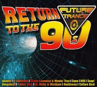 Cover  - Future Trance - Return To The 90s