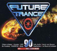 Cover  - Future Trance 90