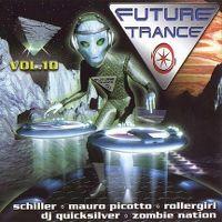 Cover  - Future Trance Vol. 10