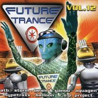 Cover  - Future Trance Vol. 12