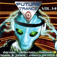 Cover  - Future Trance Vol. 14