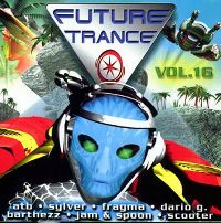 Cover  - Future Trance Vol. 16