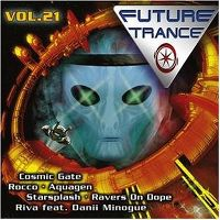 Cover  - Future Trance Vol. 21