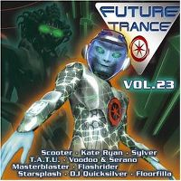Cover  - Future Trance Vol. 23