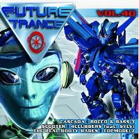 Cover  - Future Trance Vol. 40