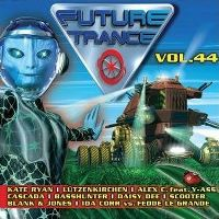 Cover  - Future Trance Vol. 44