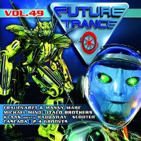 Cover  - Future Trance Vol. 49