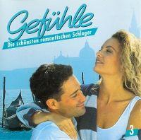 Cover  - Gefühle - Die schönsten romantischen Schlager 03