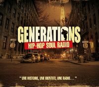 Cover  - Generations Hip-Hop Soul Radio
