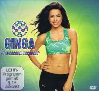Cover  - Ginga By Fernanda Brandao