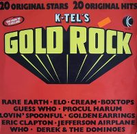 Cover  - Gold Rock
