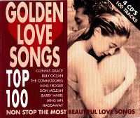 Cover  - Golden Love Songs Top 100