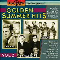 Cover  - Golden Summer Hits Vol. 2