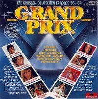 Cover  - Grand Prix - Die grossen deutschen Erfolge 1956 - 1984