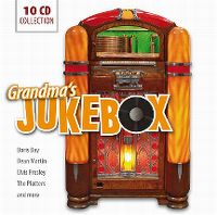 Cover  - Grandma's Jukebox