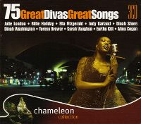 Cover  - Great Divas - 75 Great Songs